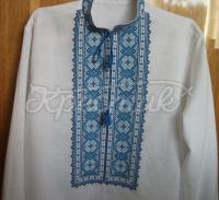 Мужская вышиванка для праздника купить в Интернее