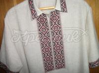 Рубашка вышиванка мужская на праздник заказать