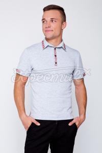 Чоловіча футболка в українському стилі купити Київ