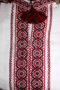 Дитяча українська вишиванка для хлопчика
