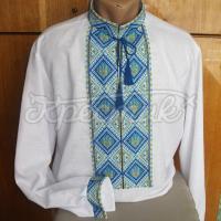 Чоловіча сорочка вишиванка купити в інтернет-магазині Хрестик