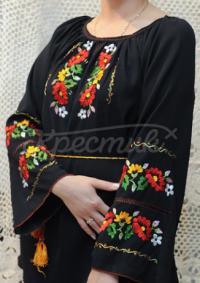 Шифонова жіноча блузка купити