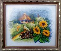 Купити вишиту картину на подарунок Київ