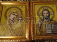 """Вишиті ікони """"Вінчальні"""" купити Київ"""