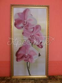 "Бисерная картина ""Орхидеи"""