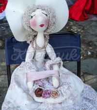 Лялька ручної роботи купити