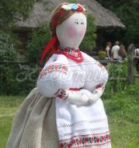 Народная кукла ручной работы купить