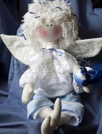 Купить авторскую куклу на день влюбленных