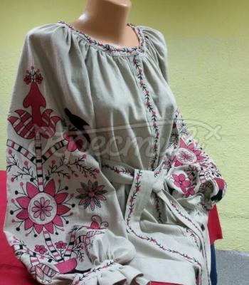 1cc89a188d3efc Жіноча вишита блузка