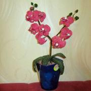 Купити орхідею з бісеру