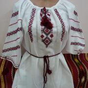 """Стильная традиционная женская вышиванка """"Княжна"""""""