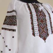 """Женская вышиванка """"Яркая низь"""" купить Киев"""