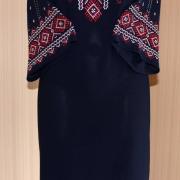 """Женское вышитое платье """"Традиция"""" фото"""