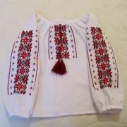 Ошатна вишиваночка для україночки