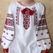 """Женская вышиванка """"Красная нить 2"""" купить"""