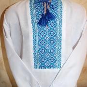 Украинская вышиванка подростковая на мальчика купить