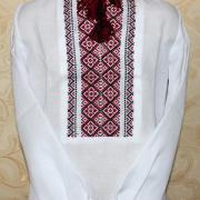 """Украинская вышиванка  на мальчика """" Орнамент"""" купить"""