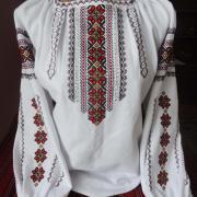 """Женская вышитая блузка """"Мережки"""" фото"""