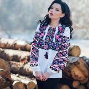 """Борщивская вишиванка """"Софія"""" фото"""
