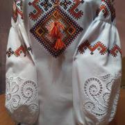"""Женская вышиванка """"Украинские мотивы"""" купить"""