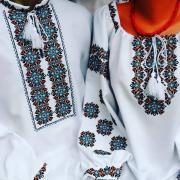 """Парные вышиванки """"Вдохновение"""" фото Киев"""