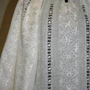 Жіноча вишиванка на тканині марлевке купити