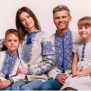 """Семейная вышиванкИ """"Этно стиль"""" фото"""