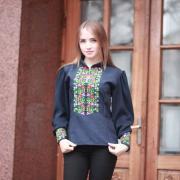 """Женская вышиванка """"Магия Буковины"""" фото"""