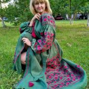 """Українське плаття з вишивкою """"Розалія бохо"""" фото"""