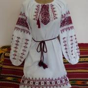 """Жіноча сукня вишиванка """"Гармонія"""" фото"""