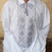 "Мужская вышиванка ""Оберег"" фото"