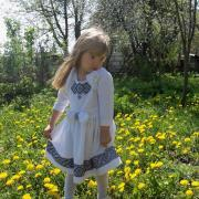 """Дитяча вишиванка """"Магія мережива""""  фото"""