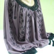 Стильна жіноча вишита блузка  фото