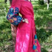 Жіноча вишита сукня Романтика придбати