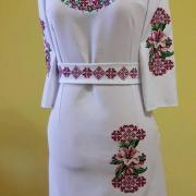 """Вишита сукня """" Лілія"""" купити"""