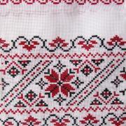 Украинский рушнык с ручной вышивкой на свадьбу купить