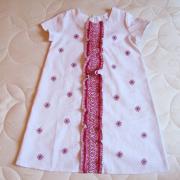 Сукня вишиванка для дівчинки купити