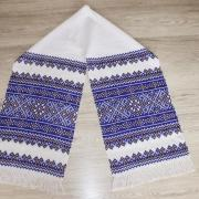 Вишитий весільний рушник ручної роботи придбати
