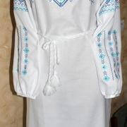 """Жіноча вишита сукня """"Лагуна"""" купити"""