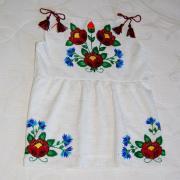"""Детское платье """"Полевые цветочки"""""""