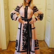 """Невероятное воздушное платье на фатине """"Розовая мечта"""" фото"""