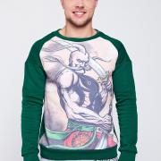 Чоловічий светр в етнічному стилі замовити