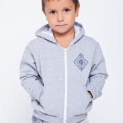 Зимовий спортивний костюм для хлопчика замовити