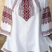 """Женская вышиванка """"Ромбическая"""" фото"""