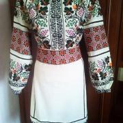 Виноградне плаття вишиванка фото