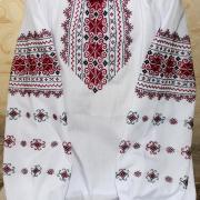 """Традиционная украинская вышиванка """"Нарядная"""" фото"""