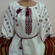 """Женская вышиванка традиционная """"Летняя песня"""""""