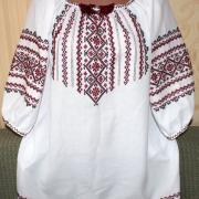 Женская сорочка вышиванка на лето