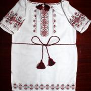 """Детское платье с вышивкой """"Украиночка"""""""