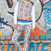 Женский спортивный костюм в укрстиле купить Киев